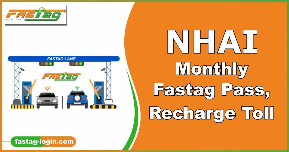NAHAI Monthly Fastag